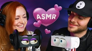ASMR 💜 FRANK'S FIRST DATE 💜 feat. WhispersRed!