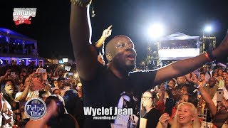Wyclef Jean call out bounty killa on Stage BUT?  at Shaggy & Friends IN JAMAICA 2018
