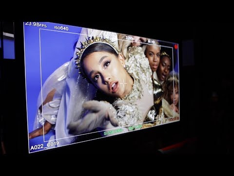 Xxx Mp4 Ariana Grande God Is A Woman Behind The Scenes Coming Soon 3gp Sex