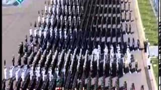 مراسم اعطای سردوشی به دانشآموختگان دانشگاه افسری ارتش