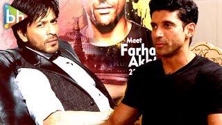 Farhan Akhtar Shares EXCLUSIVE Information On Shah Rukh Khan