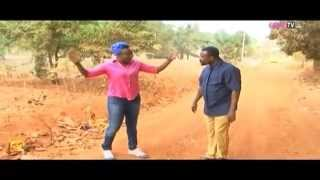 Ini Edo Wooed By A Local Champion - Nigerian Nollywood Movie In