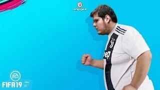 FIFA 19 ULTIMATE TEAM NO EI GAMES COM CASIMIRO MIGUEL!