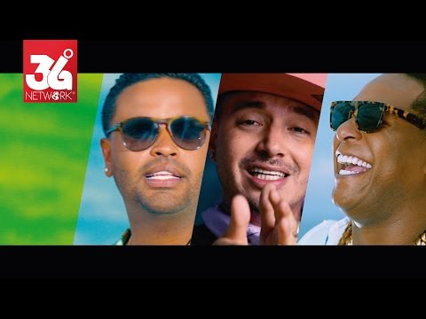 Zion & Lennox ft. J Balvin Otra Vez Video Oficial