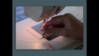 how to set up your sewing machine for free motion quilting