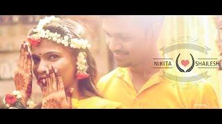 Nikita & Shailesh | Marathi Cinematic Haldi Highlights | Gotcha Memories