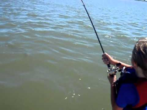 West Galveston Bay Fishing