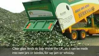 The smashing story of recycling Glass