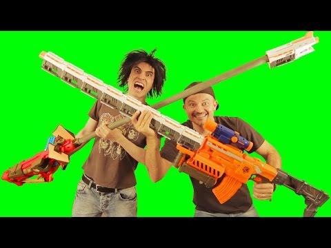 Xxx Mp4 BIG ASS NERF GUNS Remix 3gp Sex
