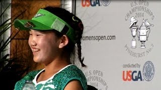 The Lucy Li Show at Pinehurst