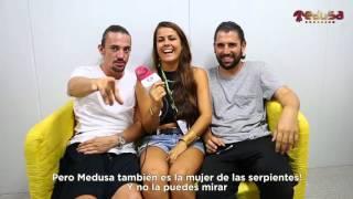 Entrevista Dimitri Vegas & Like Mike