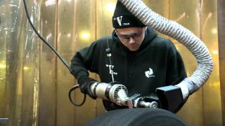 Vacu Lug Retreading Process