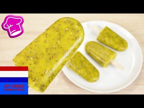 mango-chia-ijs | gezond ijsidee voor in de zomer | ijs met chiazaad | superfoodidee