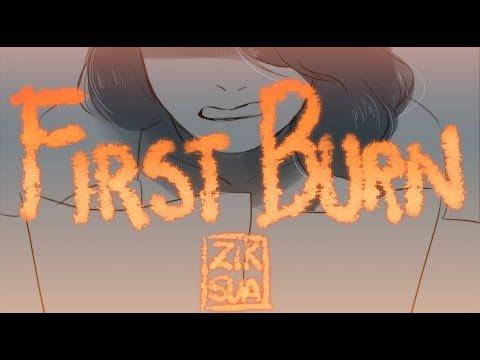 First Burn Animatic
