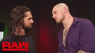 Baron Corbin blames Seth Rollins for his current situation: Raw, Dec. 17, 2018