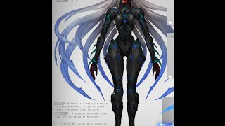 Concept Checkup: Hennya, the Demon Warframe