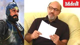 நடிகனாக இருப்பதை விட.. தமிழனாக இறப்பதே பெருமை | Sathyaraj Bold Speech on Baahubali 2 release issue