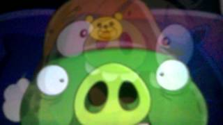 Angry Birds Toons Golditrotters Clip #4 Monster Birds (Ending)