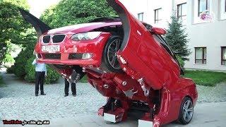 6 سيارات متحولة لم تراها من قبل - تماماً كالأفلام الخيالية !!