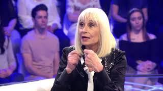Raffaella  Carra' ospite in Spagna  2018