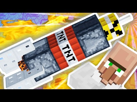 MINECRAFT NUCLEAR MISSILE