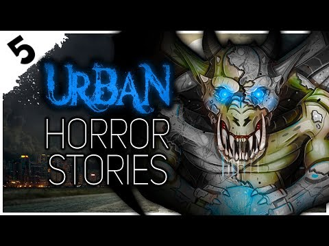 Xxx Mp4 5 TRUE Urban Horror Stories Darkness Prevails 3gp Sex