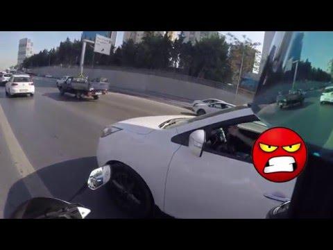 İstanbul'da Dikkatsiz Sürücü ve Savunma - SLB Vlog