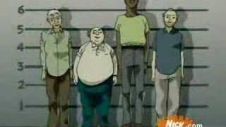 Men In Black cartoon intro