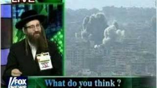 Rabbi Against Israel (Zionism)