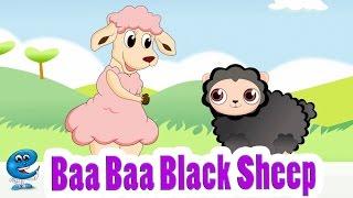Baa Baa Black Sheep with Lyrics - Kids Songs and Nursery Rhymes by EFlashApps