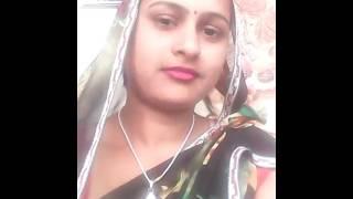 Bhabi kiss