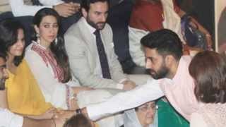 OMG : Abhishek Bachhan Ignored Karishma very brutally !
