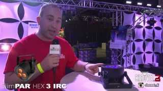 CHAUVET DJ Launches New Products at the 2013 DJ Expo