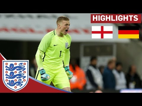 Xxx Mp4 Jordan Pickford Shines In A Goalless Draw England 0 0 Germany Official Highlights 3gp Sex