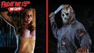 Friday The 13th Game: SCARIEST GAMEPLAY EVER!!! (Friday The 13th Game)