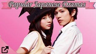 Top 50 Popular Japanese Dramas 2015