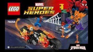 Lego Ghost Rider - L