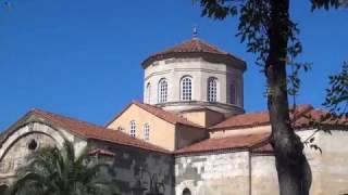 Ayasofya Müzesi Belgesel Video Trabzon Hagia Sophia Museum Video Rehberim.com