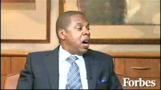 Jay-Z & Warren Buffet Talk Success WMS Style! (Pt 6)