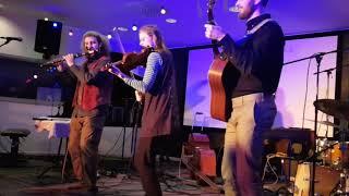 Hampus playing French folk music (Andro)