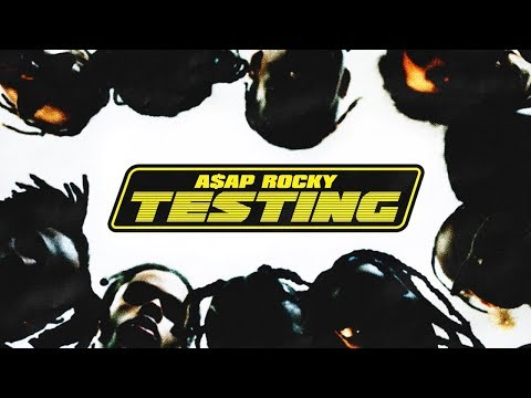 A$AP Rocky - Tony Tone Ft. Diddy (TESTING)