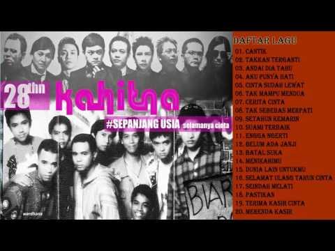 Download Lagu Kahitna Band - Lagu Pilihan Terbaik Kahitna Band [ Full Album ] Populer Tahun 2000an MP3