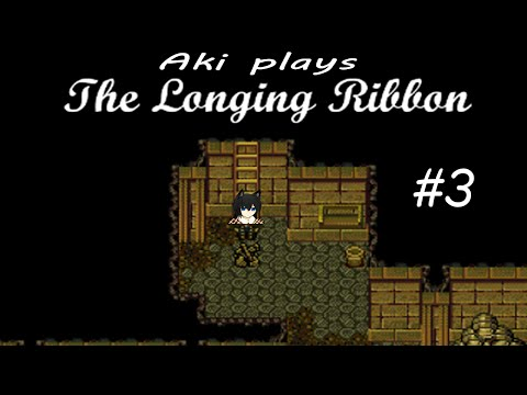 Aki plays The Longing Ribbon #3 | The Search For Sandy!