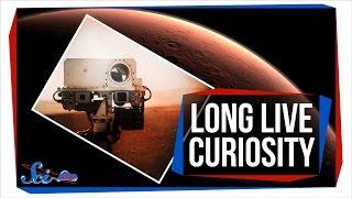 How Long Will the Curiosity Rover Last?