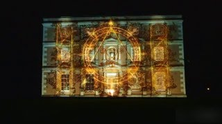 Contraband's In House 3D Mapping - Audio Visual Shows & 3D Video Mapping - Video Mapping AV Show