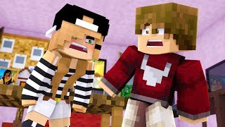 Beth Goes Crazy - Parkside University [S2.EP44] Minecraft Roleplay