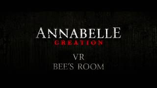 Annabelle: Creation VR - Bee's Room [Trailer]