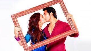 Varun Dhawan & Alia Bhatt Kiss In Humpty Sharma Ki Dulhania Poster