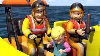 Sam el Bombero Español 🌟 ESPECIAL: El olor Equivocado   5 Episodios Completos 🔥 Dibujos animados