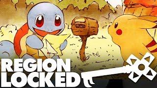 Pokemon's Japanese Exclusive Nintendo Wii Game - Region Locked Feat. Greg